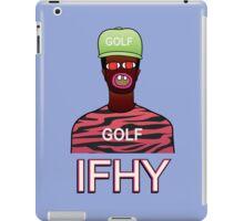 IFHY / Tyler the Creator iPad Case/Skin