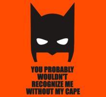 Recognize Me - Batman Kids Tee