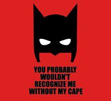 Recognize Me - Batman Women's Fitted Scoop T-Shirt