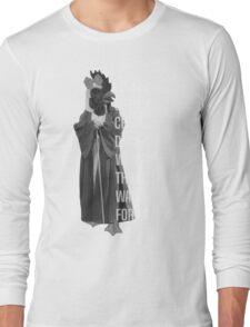 Chicken-Duck-Woman-Thing Long Sleeve T-Shirt