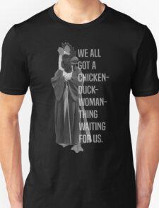 Chicken-Duck-Woman-Thing T-Shirt