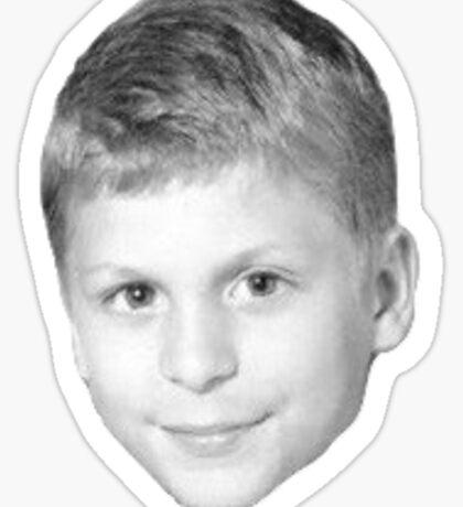 Baby Michael Cera Sticker