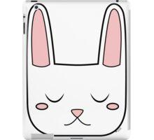 Cute Sleeping Bunny iPad Case/Skin