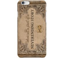 A Part of a Neverending Story iPhone Case/Skin