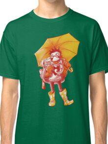 Raining Plastic (Color) Classic T-Shirt
