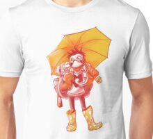 Raining Plastic (Color) Unisex T-Shirt