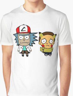 Rick and Mortychu Graphic T-Shirt
