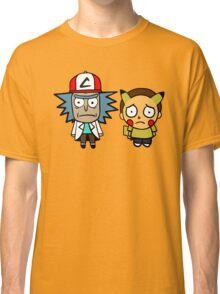 Rick and Mortychu Classic T-Shirt
