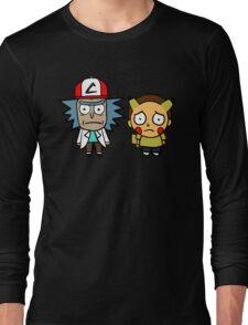 Rick and Mortychu Long Sleeve T-Shirt