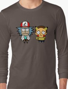 Rick and Mortychu Long Sleeve T-Shirt