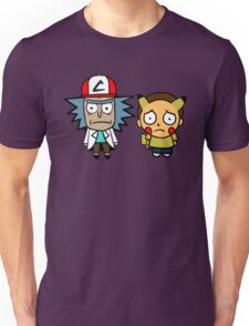 Rick and Mortychu Unisex T-Shirt