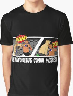 Notorious Comic Graphic T-Shirt