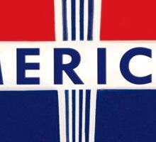 American Oil Company Sticker