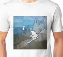 The Skiers Unisex T-Shirt