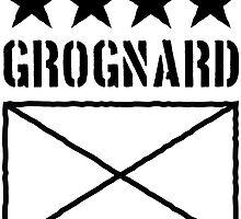 4 Star Grognard by 2mdesigns