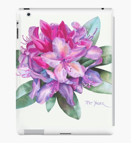 Washington Rhododendron iPad Case/Skin