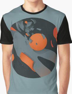 Pinkshinyultrablast Wish We Were Artwork Graphic T-Shirt
