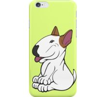 Mini Bull Terrier Lola  iPhone Case/Skin