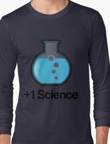 +1 Science Long Sleeve T-Shirt