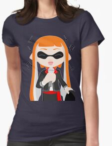 Mariachi Inkling Female Womens Fitted T-Shirt