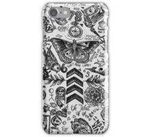 1D Tattoo Phone Case  iPhone Case/Skin