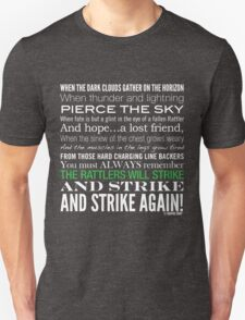 Green Strike Collection by Graphic Snob® T-Shirt