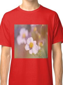 Anemones in the Garden, #flower, #floral, #nature Classic T-Shirt