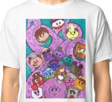 Oscars Hotel Tsum Style Poster Classic T-Shirt