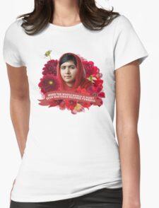 MALALA Womens Fitted T-Shirt