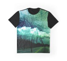 Exploding Sky (version 1) Graphic T-Shirt