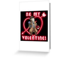 Be My Nick Valentine Greeting Card