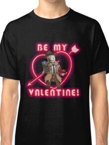 Be My Nick Valentine Classic T-Shirt