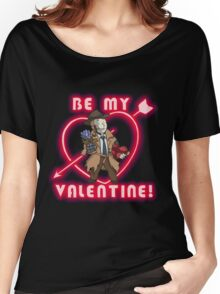 Be My Nick Valentine Women's Relaxed Fit T-Shirt
