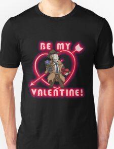 Be My Nick Valentine Unisex T-Shirt