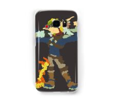 Jak and Daxter - Scribble Art Samsung Galaxy Case/Skin
