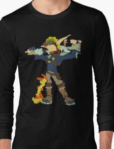 Jak and Daxter - Scribble Art Long Sleeve T-Shirt