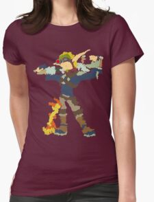 Jak and Daxter - Scribble Art Womens Fitted T-Shirt