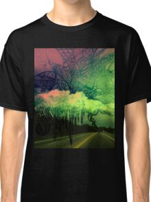 Exploding Sky (version 2) Classic T-Shirt