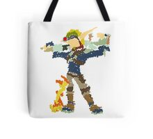 Jak and Daxter - Scribble Art Tote Bag