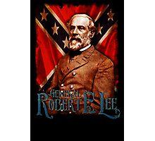 General Robert E Lee Confederate States Civil War South Military Top Photographic Print