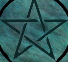 Pentacle 0156 by Chandra Nyleen Sticker