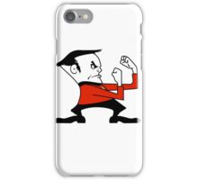 The Fighting Red Shirts iPhone Case/Skin