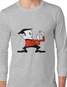 The Fighting Red Shirts Long Sleeve T-Shirt