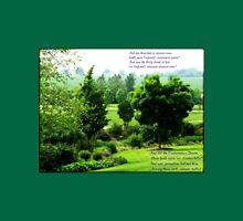 England's Green and Pleasant Land - Ortonish Vignette Unisex T-Shirt