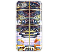 Rings of Mystery iPhone Case/Skin