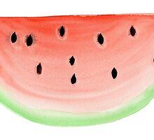 Watermelon by Master-ZuZu
