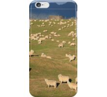 The Sheep of New Zealand iPhone Case/Skin