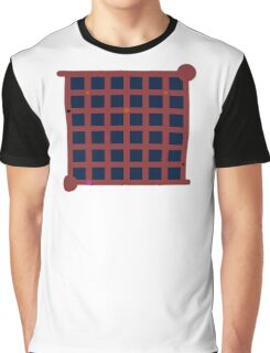 The Witness Red Ship Door Graphic T-Shirt