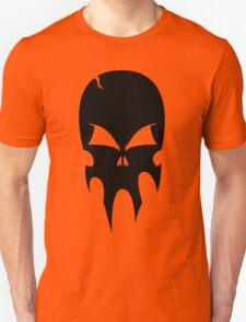Skull - version 1 - black T-Shirt