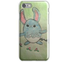 Azumarill Pencil Drawing  iPhone Case/Skin